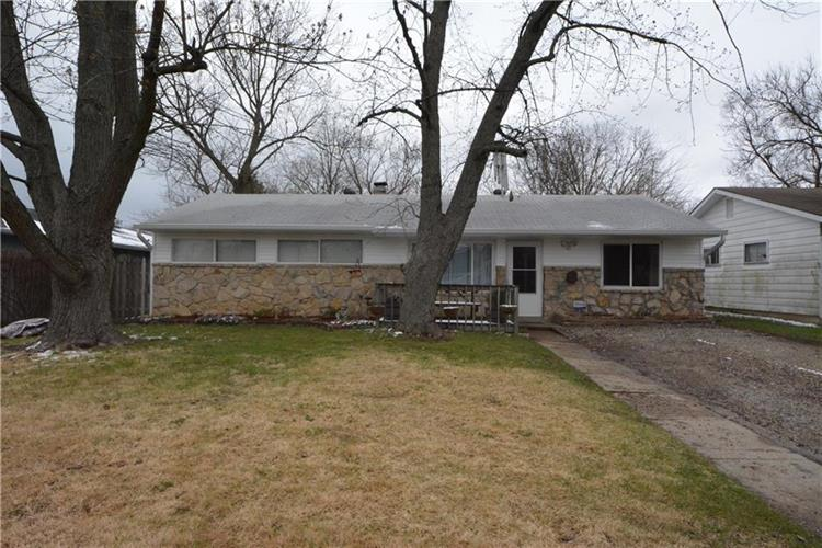 6606 East 46TH, Indianapolis, IN 46226