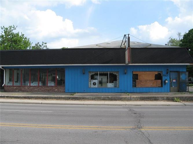 4401 East 21st, Indianapolis, IN 46218