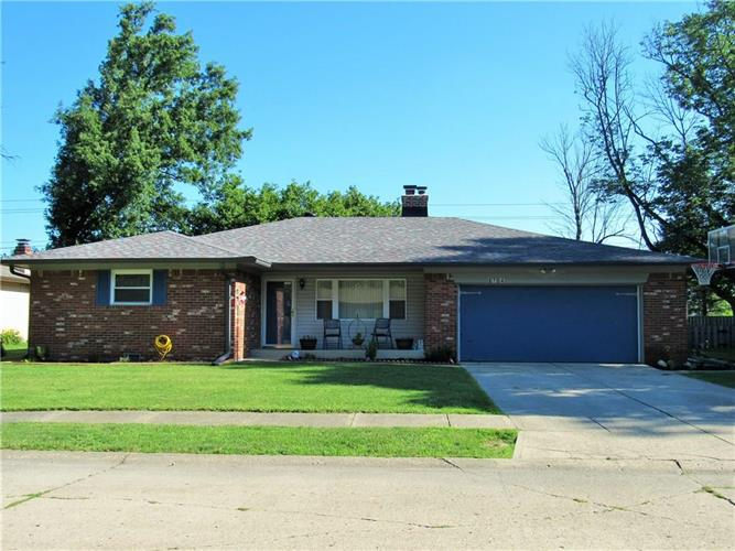 8704 East SKYWAY, Indianapolis, IN 46219