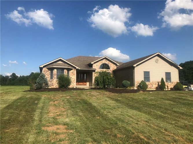 20832 North County Line, Milan, IN 47031