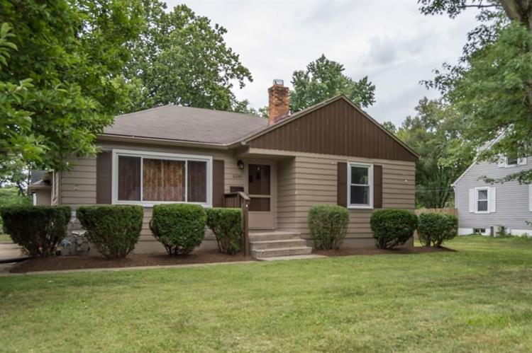 6349 North Maple, Indianapolis, IN 46220