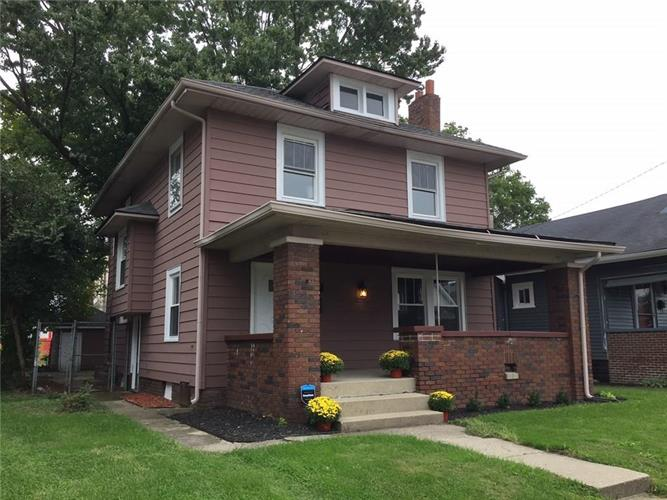 3827 North Kenwood, Indianapolis, IN 46208