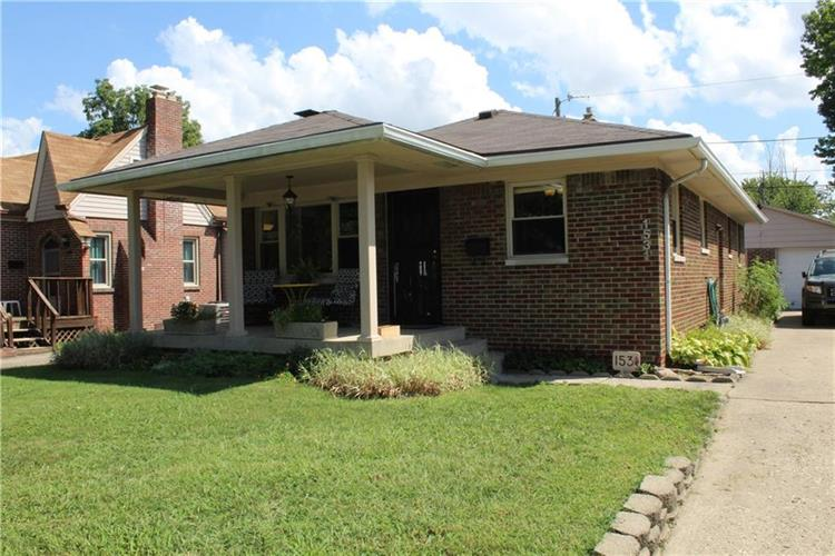 1531 North Shannon, Indianapolis, IN 46201