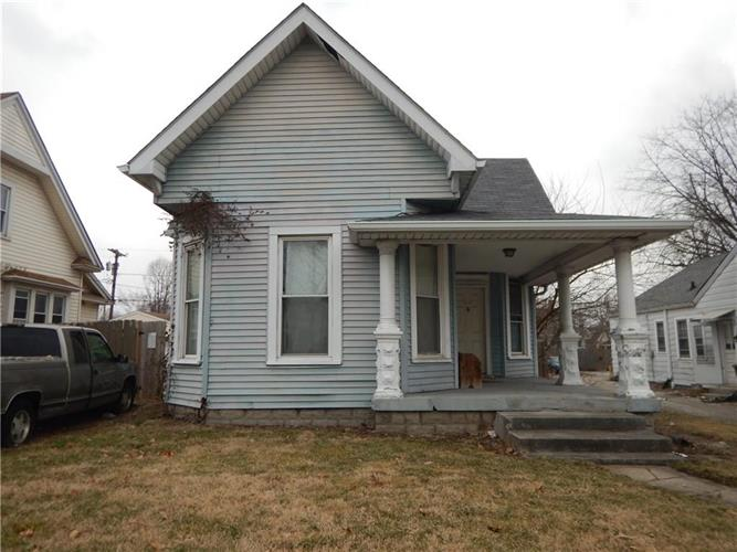 2548 MADISON, Indianapolis, IN 46225 - Image 1