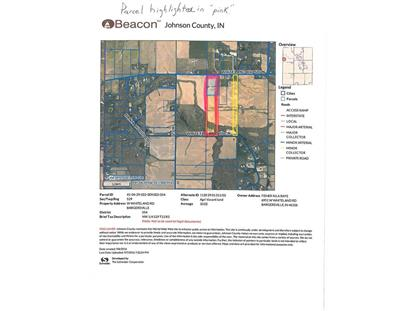 00 West Whiteland Road Bargersville, IN MLS# 21442614