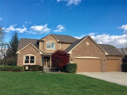 1603 Hunters Trail Brownsburg, IN MLS# 21449805