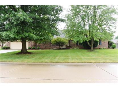 4163 West Crooked Lane Greenwood, IN MLS# 21466198
