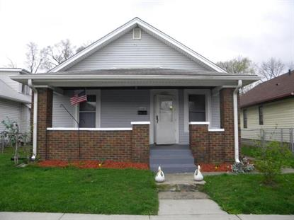 1525 East Tabor Street, Indianapolis, IN