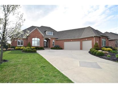 5922 SHALLOW WATER Lane Bargersville, IN MLS# 21482531