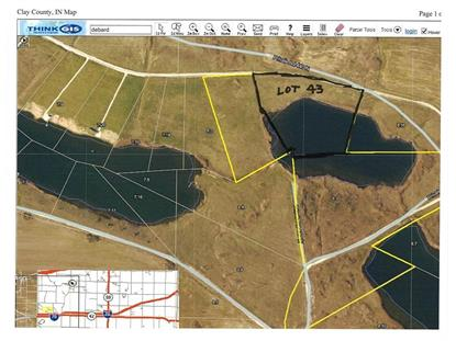 00 Private Road 440 N Lot 43  Brazil, IN MLS# 21568221