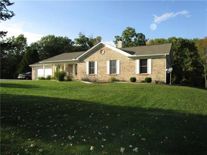 26219 Sanes Creek  Rushville, IN MLS# 21599774