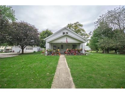 1214 South Perry  Attica, IN MLS# 21599927