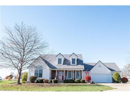 1243 South Airport  Rushville, IN MLS# 21606256