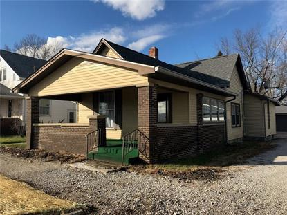 208 South Main  Advance, IN MLS# 21607501