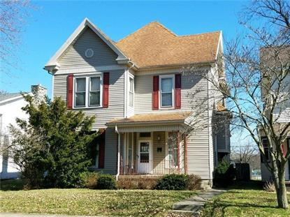524 N. Perkins St.  Rushville, IN MLS# 21614481