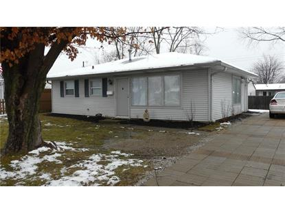 4426 West 30th  Indianapolis, IN MLS# 21615332