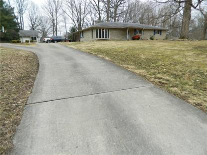 1332 North NURSERY  Anderson, IN MLS# 21622680