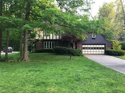 7743 Thorncrest  Mooresville, IN MLS# 21633178