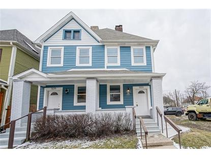 1225 East Market  Indianapolis, IN MLS# 21635003