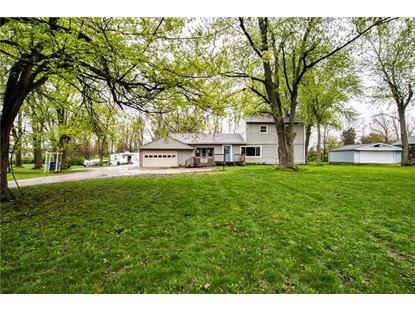 8730 West SOUTH COUNTY LINE  Camby, IN MLS# 21635008
