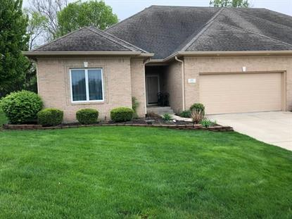 1518 Heron Ridge  Greenwood, IN MLS# 21637957