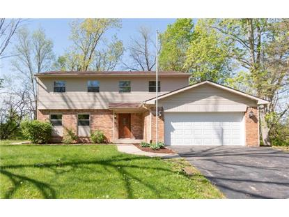 7669 Thorncrest  Mooresville, IN MLS# 21639357