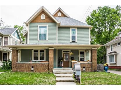 128 East 33RD  Indianapolis, IN MLS# 21641354