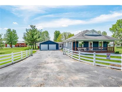 15401 West County Road 700 S.  Anderson, IN MLS# 21641363