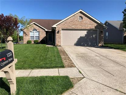 1232 Cypress  Greenfield, IN MLS# 21641465