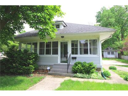 545 East 37th  Indianapolis, IN MLS# 21641510