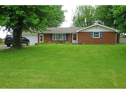 267 North Clover  New Castle, IN MLS# 21641711