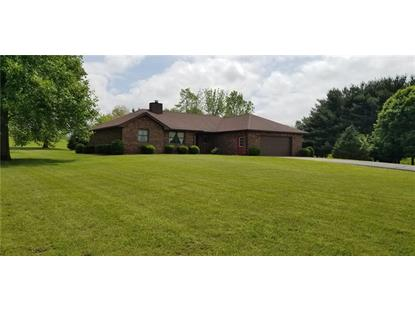 2775 Clear Creek  Martinsville, IN MLS# 21641995