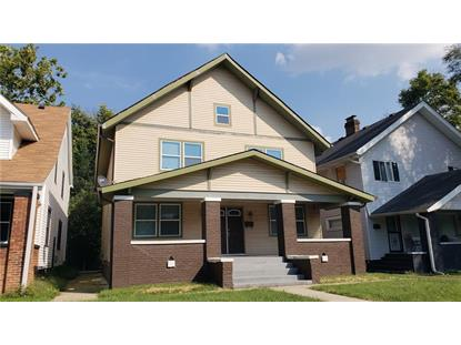 3429 North COLLEGE  Indianapolis, IN MLS# 21642505