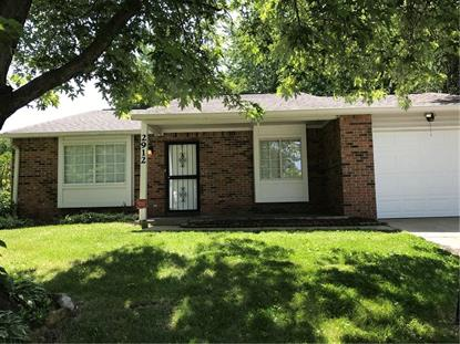 2912 Grassy Creek  Indianapolis, IN MLS# 21647009