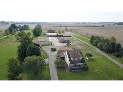 6403 West County Road 100 N West New Castle, IN MLS# 21651319