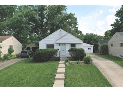 6081 East 15TH  Indianapolis, IN MLS# 21651979