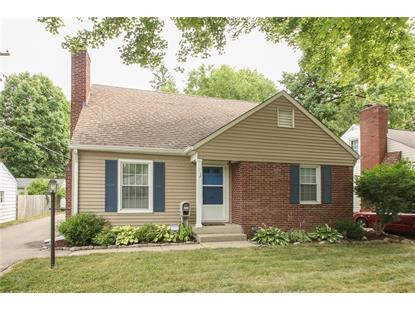2412 East NORTHGATE  Indianapolis, IN MLS# 21653732