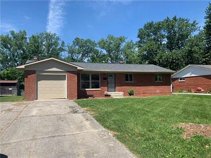 4726 North Kenmore  Indianapolis, IN MLS# 21653788