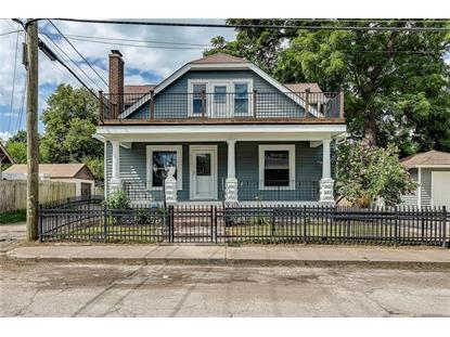 3314 East 9th  Indianapolis, IN MLS# 21653915
