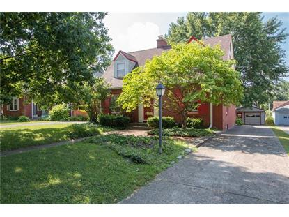 6033 Saint Joseph  Indianapolis, IN MLS# 21654667