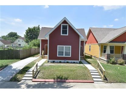 552 Jefferson  Indianapolis, IN MLS# 21654819