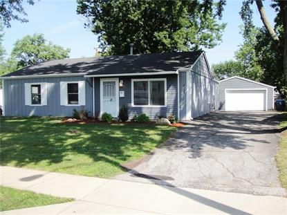 8318 East WYSONG  Indianapolis, IN MLS# 21655022