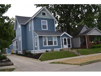 555 Jefferson  Indianapolis, IN MLS# 21658655