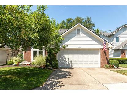 7880 Clearwater  Indianapolis, IN MLS# 21659038