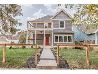 802 Jefferson  Indianapolis, IN MLS# 21663259
