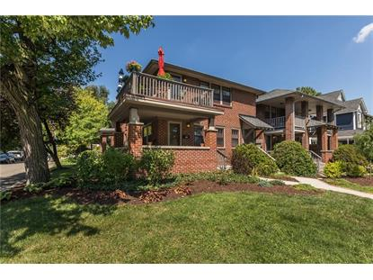 814 Broadway  Indianapolis, IN MLS# 21667312