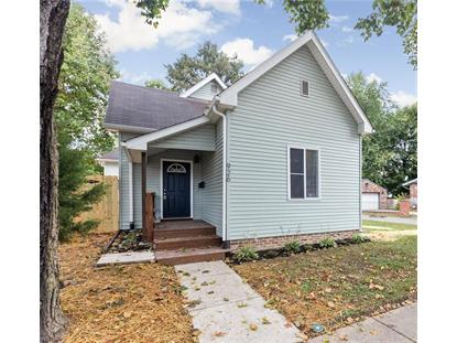 926 Spruce  Indianapolis, IN MLS# 21671253