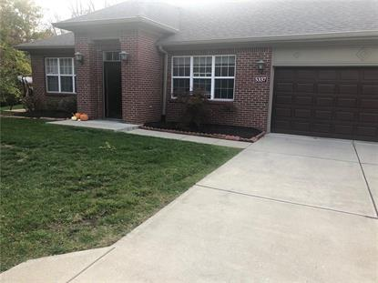 5337 Ladywood Knoll Place Indianapolis, IN MLS# 21673565