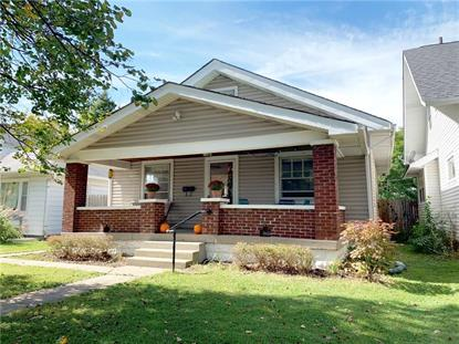 2750 MANKER  Indianapolis, IN MLS# 21673879