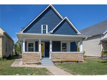 3118 East New York  Indianapolis, IN MLS# 21674429